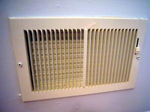 Finished vent